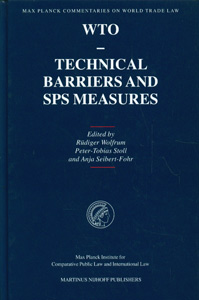 Wto technical Barriers and sps measures