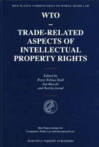 WTO TRADE RELATED ASPECTS OF INYELLECTUAL PROPERTY RIGHTS  7Vol.