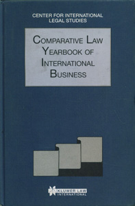 Comparative Law Yearbook of International Business Vol-17 1995