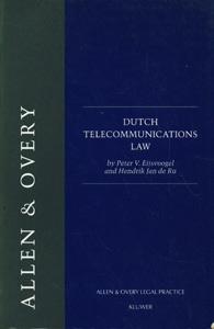 Dutch Telecommunications Law