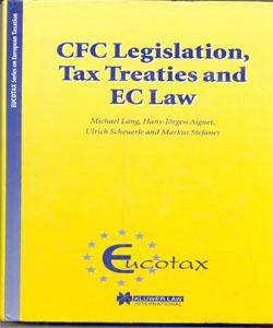 CFC Legislation, Tax Treaties and EC Law