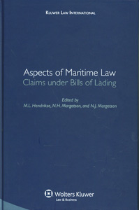 Aspects of Maritime Law