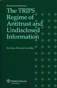 The TRIPS Regime of Antitrust and Undisclosed Information