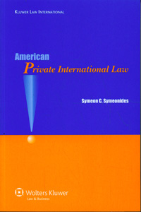 American Private International Law