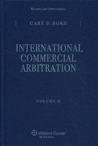 International Commercial Arbitration  2vol. set.