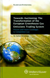 Towards Auctioning: The Transformation of European Green House Gas Emissions Trading System - Present and Future Challenges to Competition Law