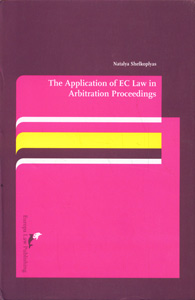 The Application of EC Law in Arbitration Proceedings
