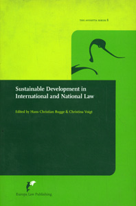 Sustainable Development in International and National Law