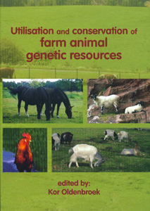 Utilisation and Conservation of from Amnimal Genetic Resources