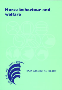 Horse Behaviour and Welfare