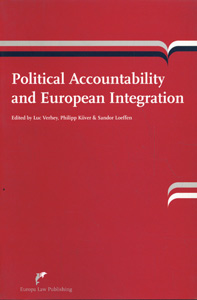 Political Accountability and European Integration