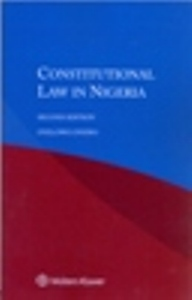 Constitutional Law in Nigeria 2Ed.