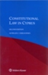 Constitutional Law in Cyprus 2Ed.