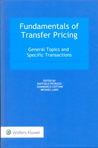 Fundamentals of Transfer Pricing: General Topics and Specific Transactions