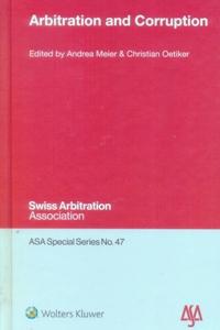 Arbitration and Corruption