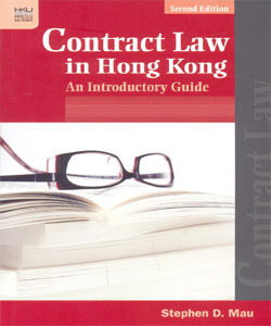 Contract Law in Hong Kong An Introductory Guide 2nd Ed.